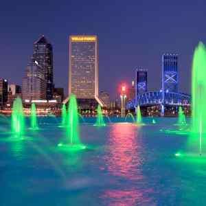 Jacksonville Fountain