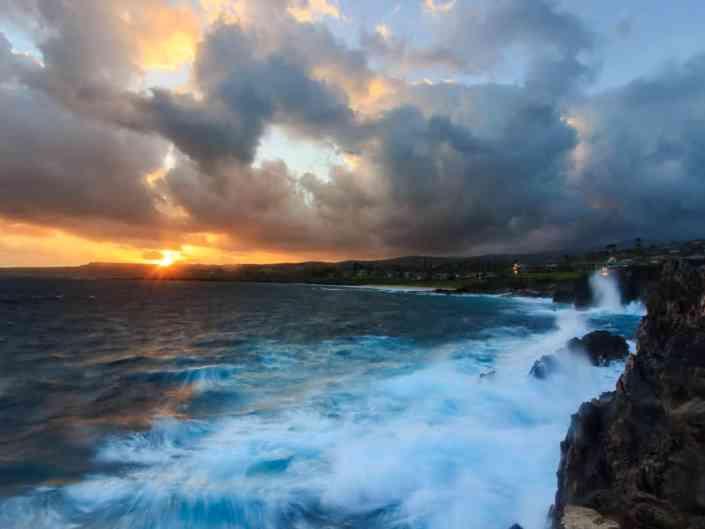 Lahaina Sunrise