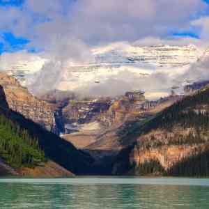 Lake Louise Morning