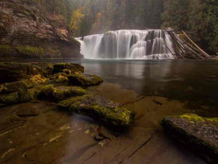 Lower Lewis Falls