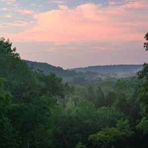 Mammoth Cave National Park Sunrise