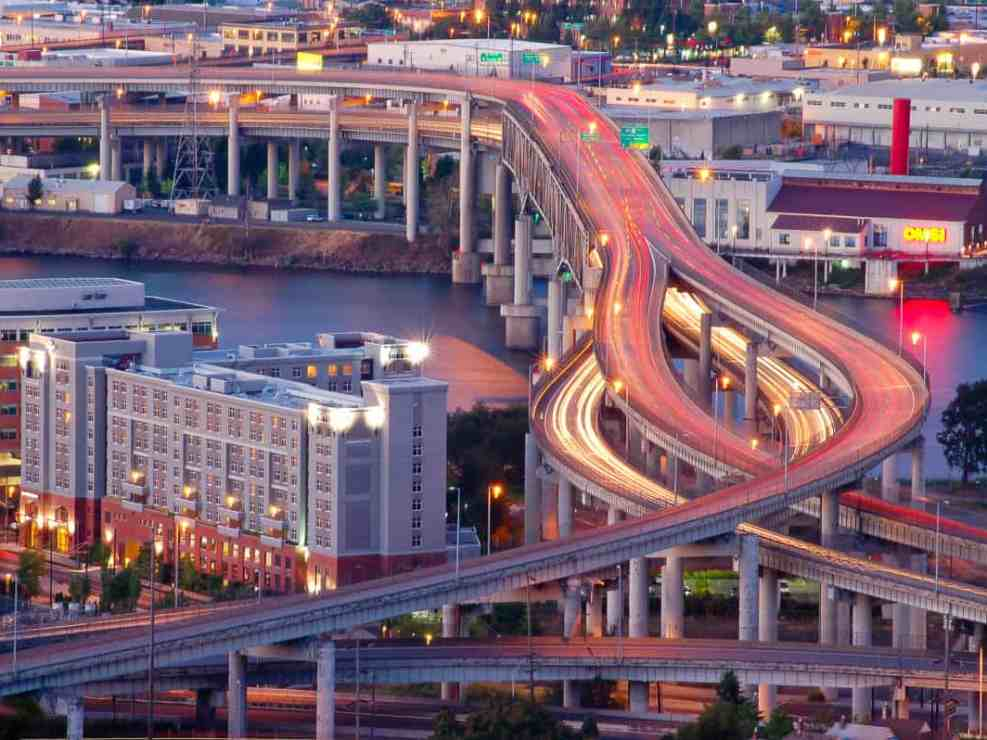 Marquam Bridge