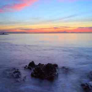 San Juan Park Sunset