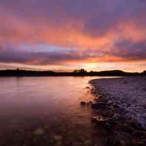 Snake River of Tetons