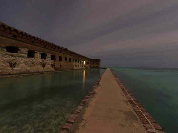 The Ghost of Fort Jefferson