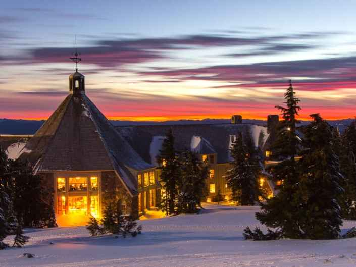 Timberline Lodge