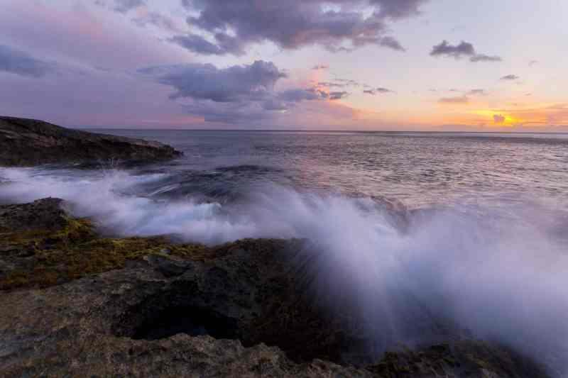 Waves of Kaneana