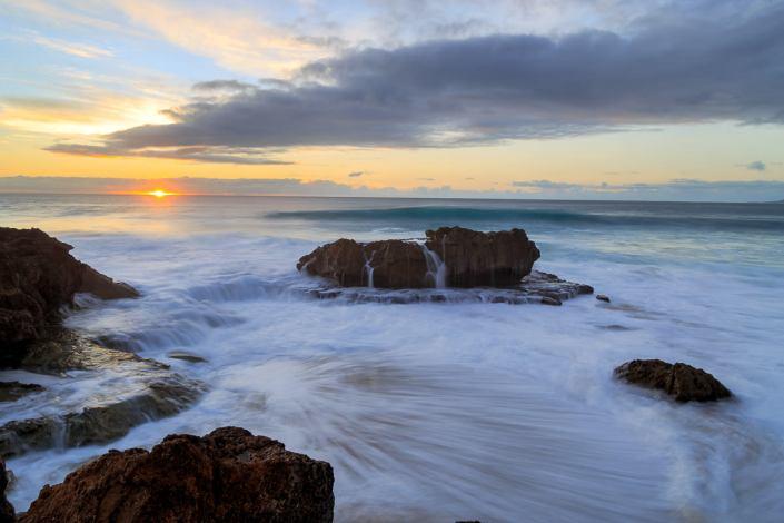 Draining the Ocean