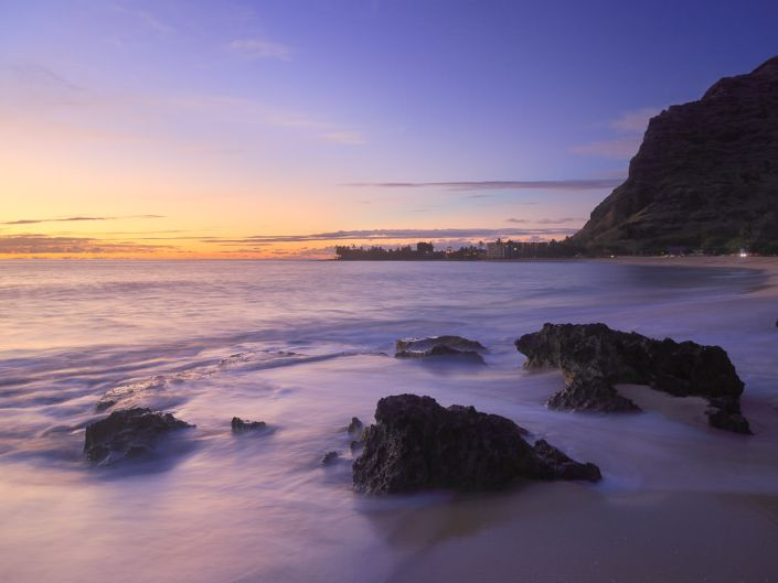 Makaha Sunset