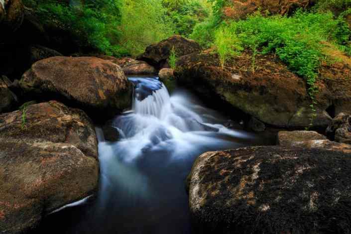 Mill Creek Cascade