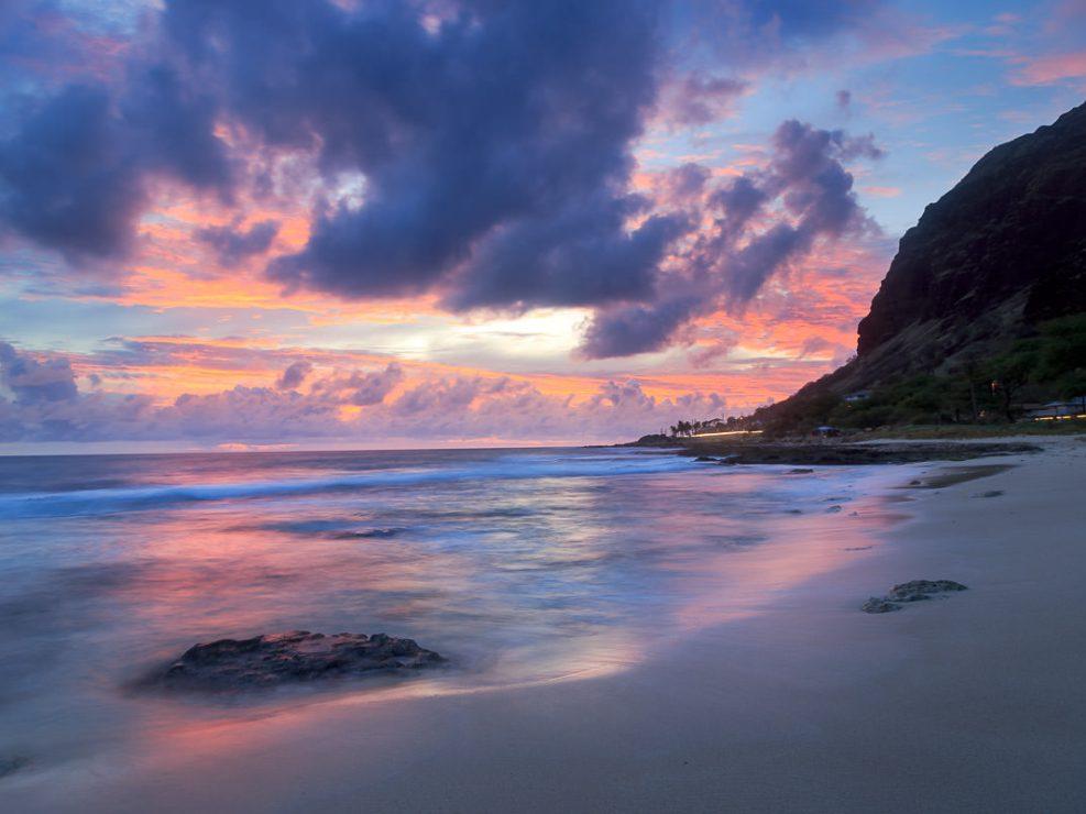 Nanakuli Sunset