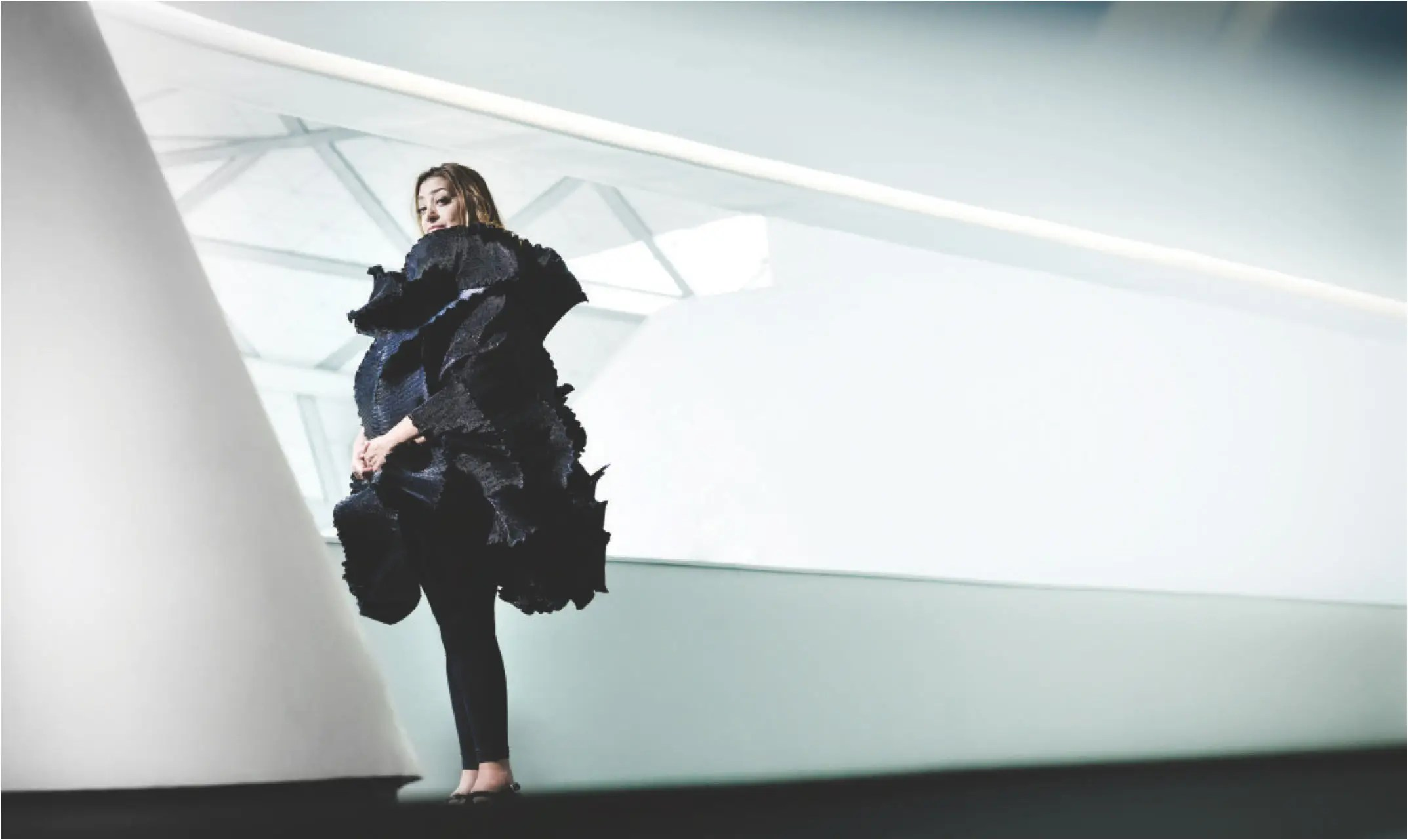 Zaha Hadid The Fashion Designer DSigners Fashion