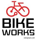 Bike Works Logo by dsignwrx