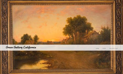 Green Gallery of California