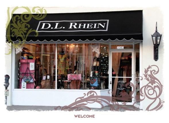 DL Rhein Website design