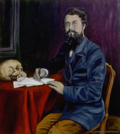 Early Scientist Painting
