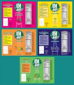 Food & Nutrition Print Design Portfolio
