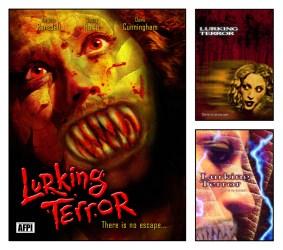 Horror Film Sell Sheets