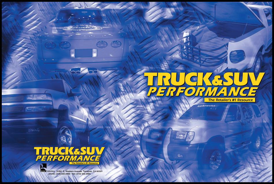 Truck & SUV Performance Media Folder
