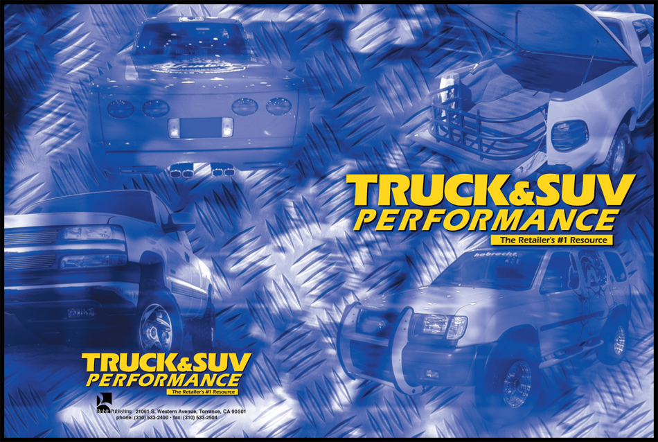 Truck & SUV Performance Media Folder