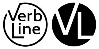 Verb Line Logos