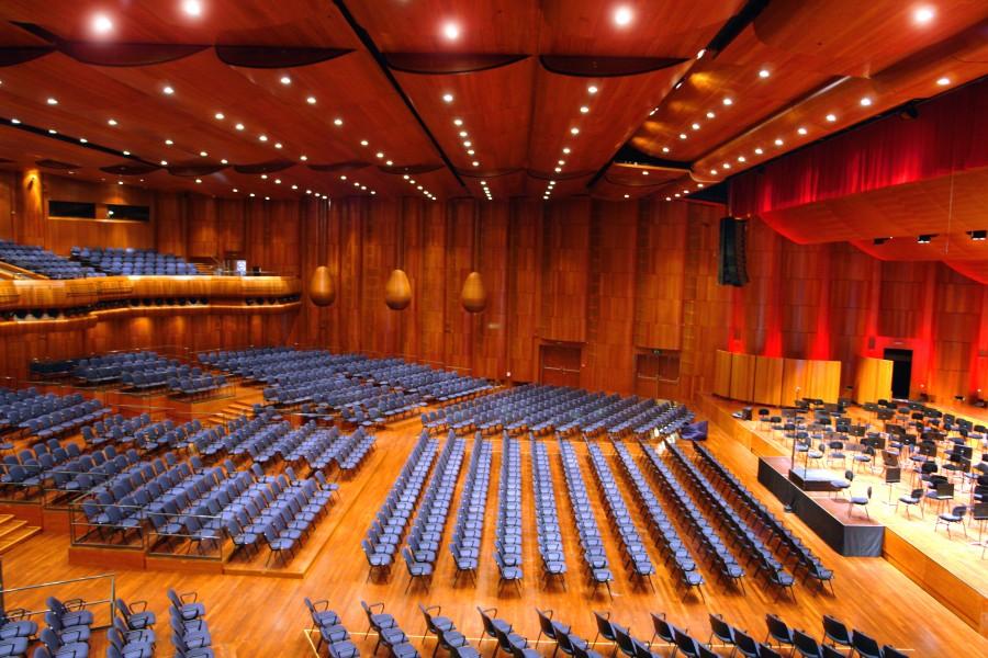Salle de musique  La ChauxdeFonds
