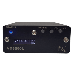 RF Mixer with programmable LO - 6GHz