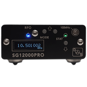 SG12000PRO Low-Noise Signal Generator