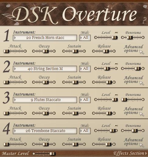 Free VST download DSK Overture : DSK Music