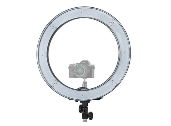 Prismatic LED Halo Ring Light DslrPhotoPixel