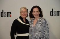 Christine Moffatt, Erica Axiotis