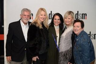 Scott Berry, Lana Leander, Diane Proctor, Lana Jones-Gould, Susy Damon