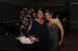 Emily Toribio and Jen Faeth