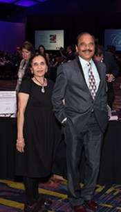 Meenakshi and Dr. Vipin Bhavsar