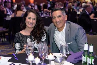 Tamara Ford and Andrew Doria