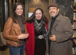 5. Veronica Fowler, Robin Heinemann, Lorenzo Sandoval