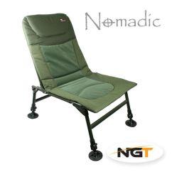 Ngt Fishing Chair Childrens Wooden Rocking Chairs Nomadic Adjustable Sedia Carpfishing Dsm Store