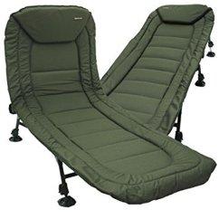 Ngt Fishing Chair West Elm Covers Specimen Bedchair 6 Gambe Lettino Carpfishing