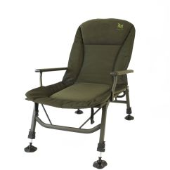 Fishing Chair Amazon Toddler Rocking With Straps Rod Hutchinson Lounger Sedia Carpfishing