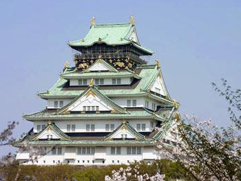デートスポットなび - 大阪城天守閣 (大阪府) ~城・文化遺産