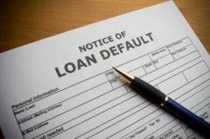 Default Notice BH