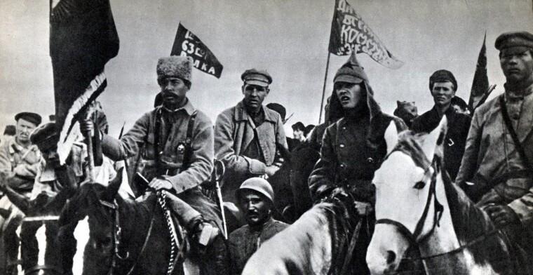 Вояки Першої кінної, 1920 р.
