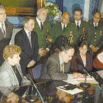 Frank Consalvo Bill Signing