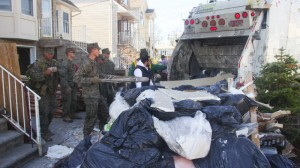 26th MEU Hurricane Sandy Response