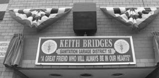Keith Bridges