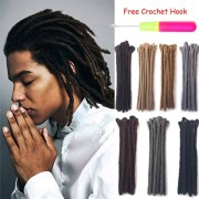 dsoar synthetic dreadlock extensions