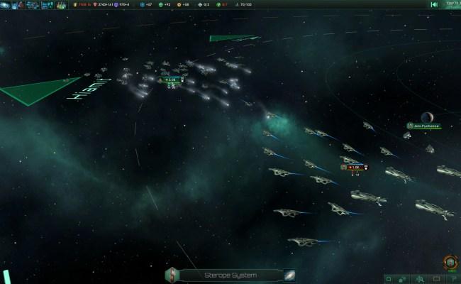 Stellaris Day 1 Sales Break Paradox Interactive S