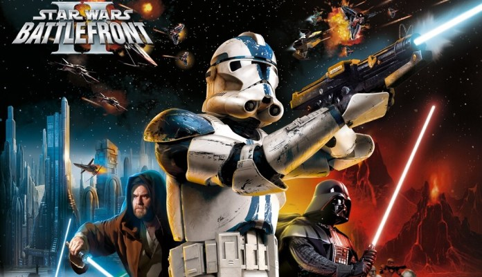Star Wars Battlefront Ii 2005 Receives A Brand New Official Multiplayer Patch