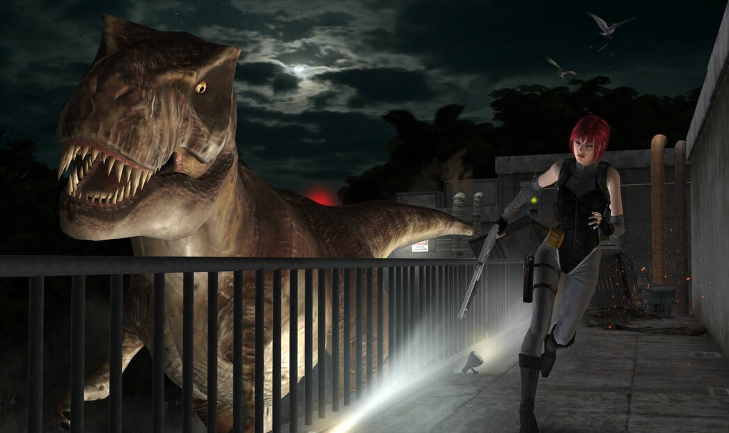 Image result for Dino Crisis
