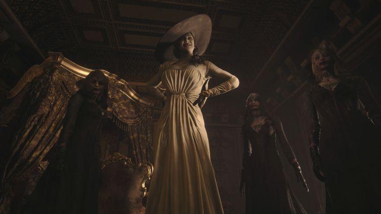 Resident Evil: Village - Lady Dimitrescu